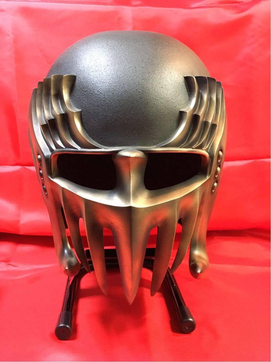 ★超貴重・究極・至極『北斗の拳』ジャギ ヘルメット1/1_画像7