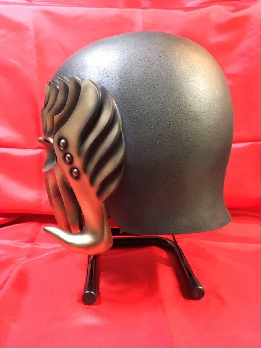 ★超貴重・究極・至極『北斗の拳』ジャギ ヘルメット1/1_画像5