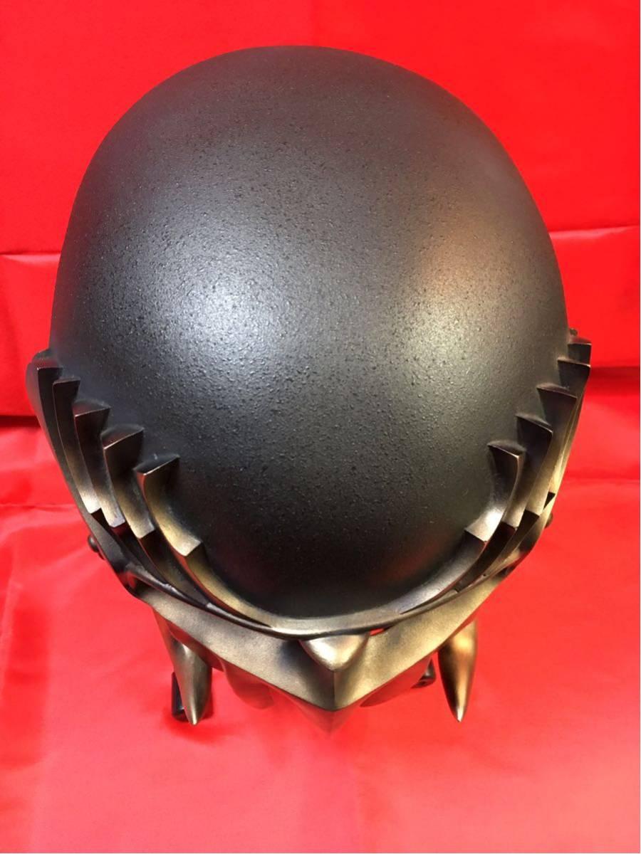 ★超貴重・究極・至極『北斗の拳』ジャギ ヘルメット1/1_画像9