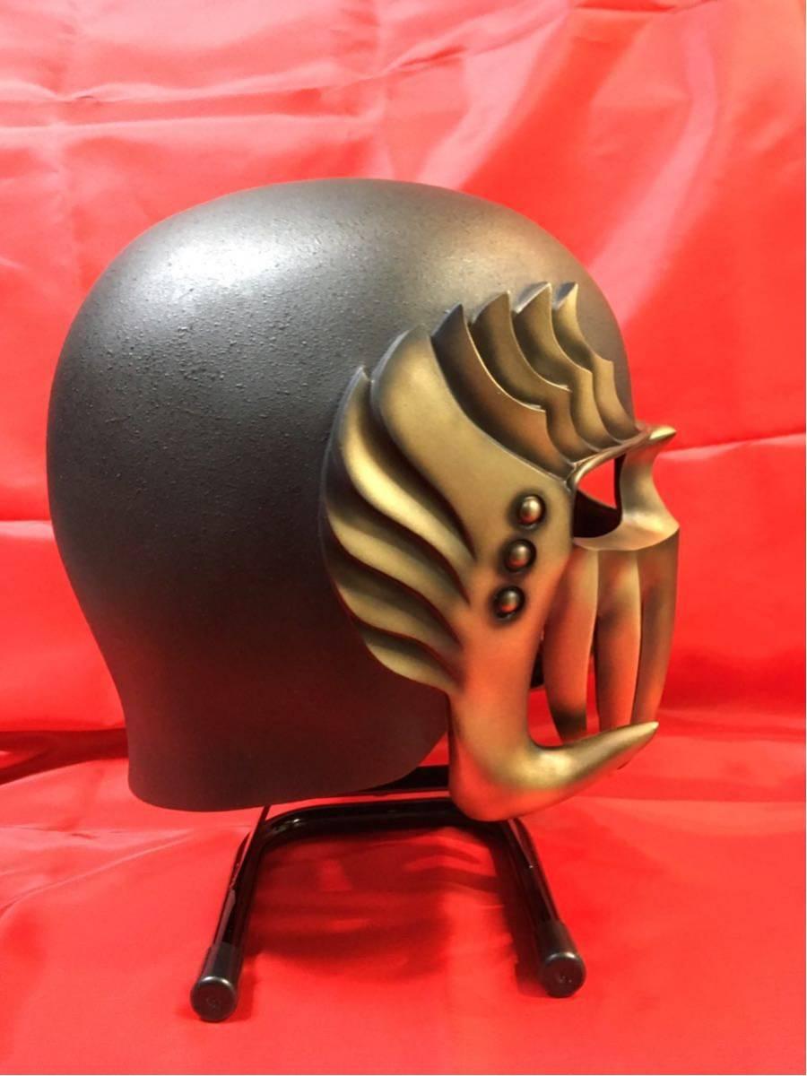 ★超貴重・究極・至極『北斗の拳』ジャギ ヘルメット1/1_画像3