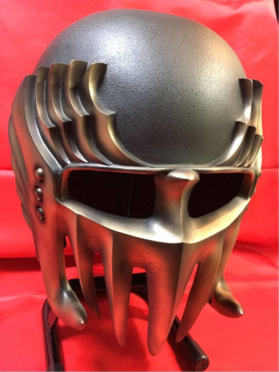 ★超貴重・究極・至極『北斗の拳』ジャギ ヘルメット1/1_画像8