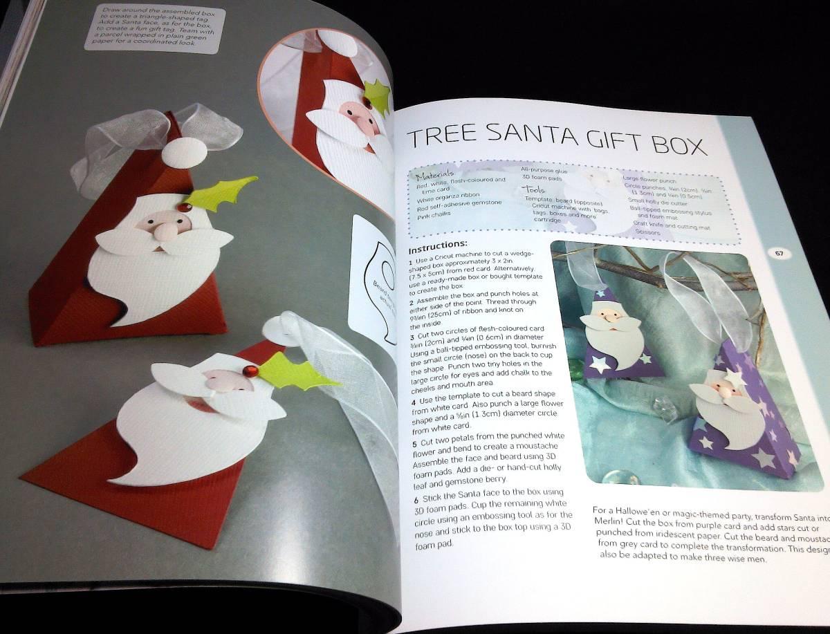 <洋書>手作り クリスマス・ギフト 小物100『100 Little Christmas Gifts to Make』