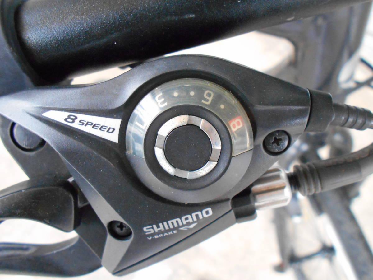 中古 GIANT ジャイアント ESCAPE エスケープ RX クロスバイク 自転車 24段変速 軽量アルミフレーム_画像3