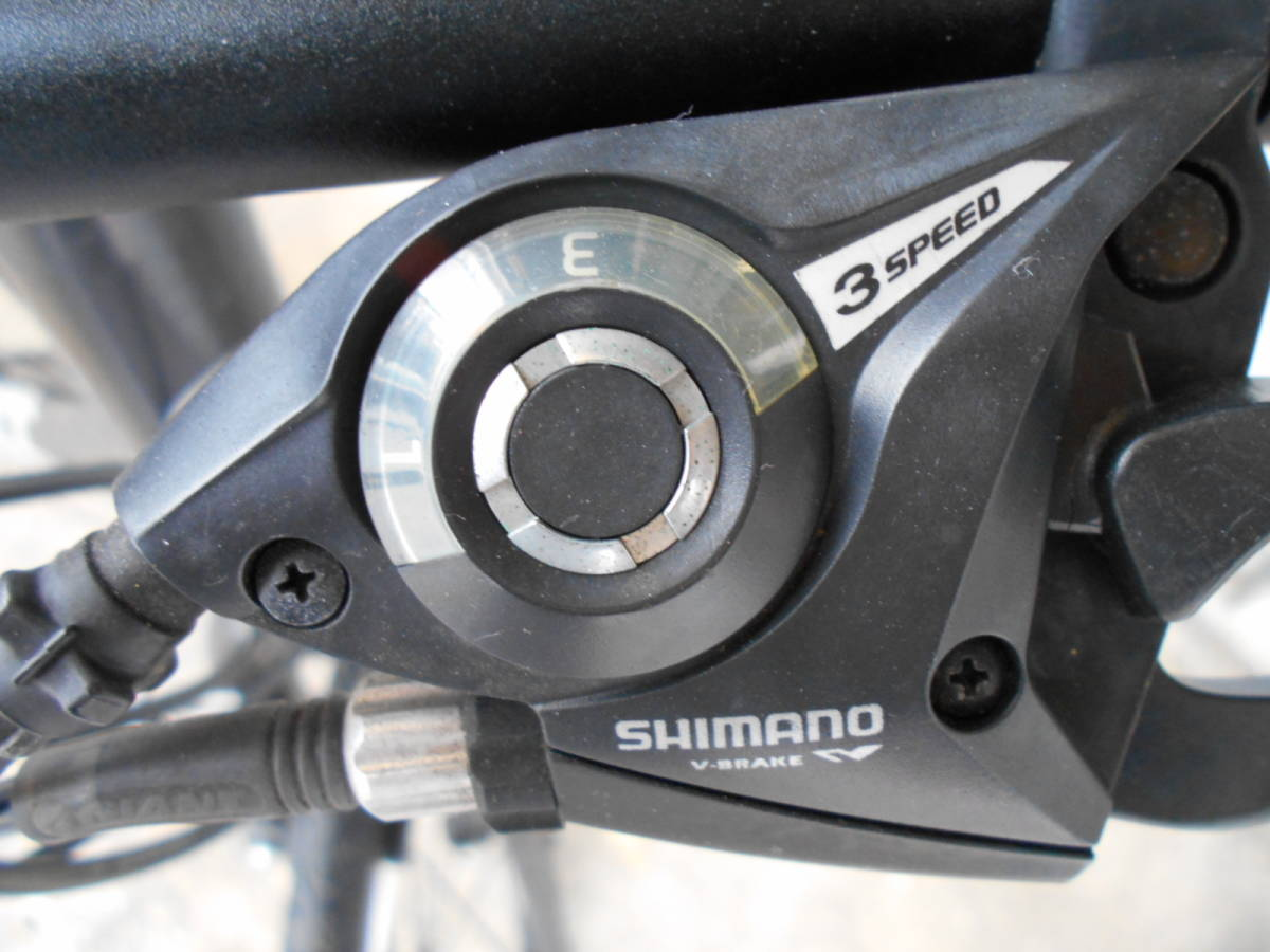 中古 GIANT ジャイアント ESCAPE エスケープ RX クロスバイク 自転車 24段変速 軽量アルミフレーム_画像4