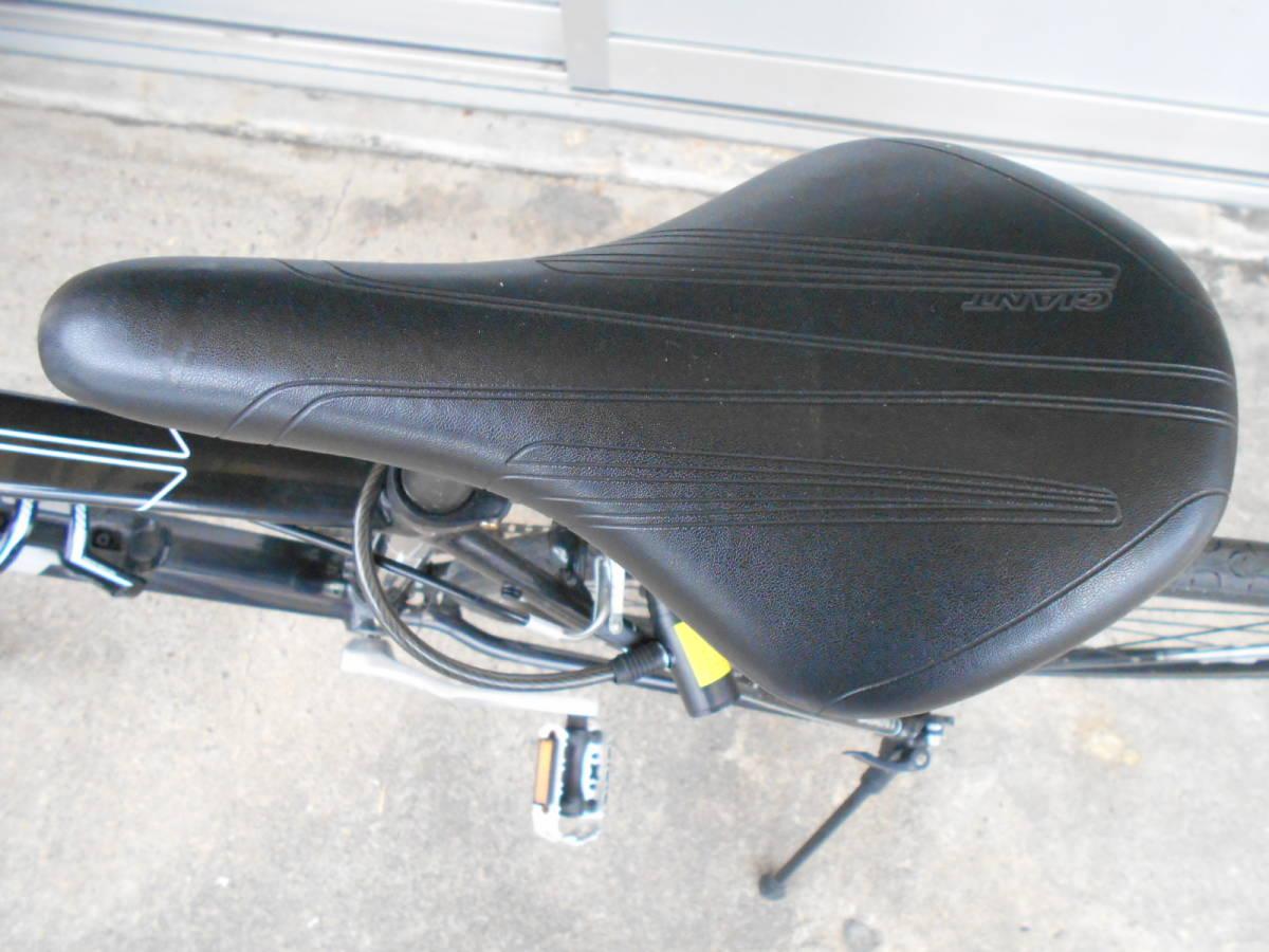 中古 GIANT ジャイアント ESCAPE エスケープ RX クロスバイク 自転車 24段変速 軽量アルミフレーム_画像6