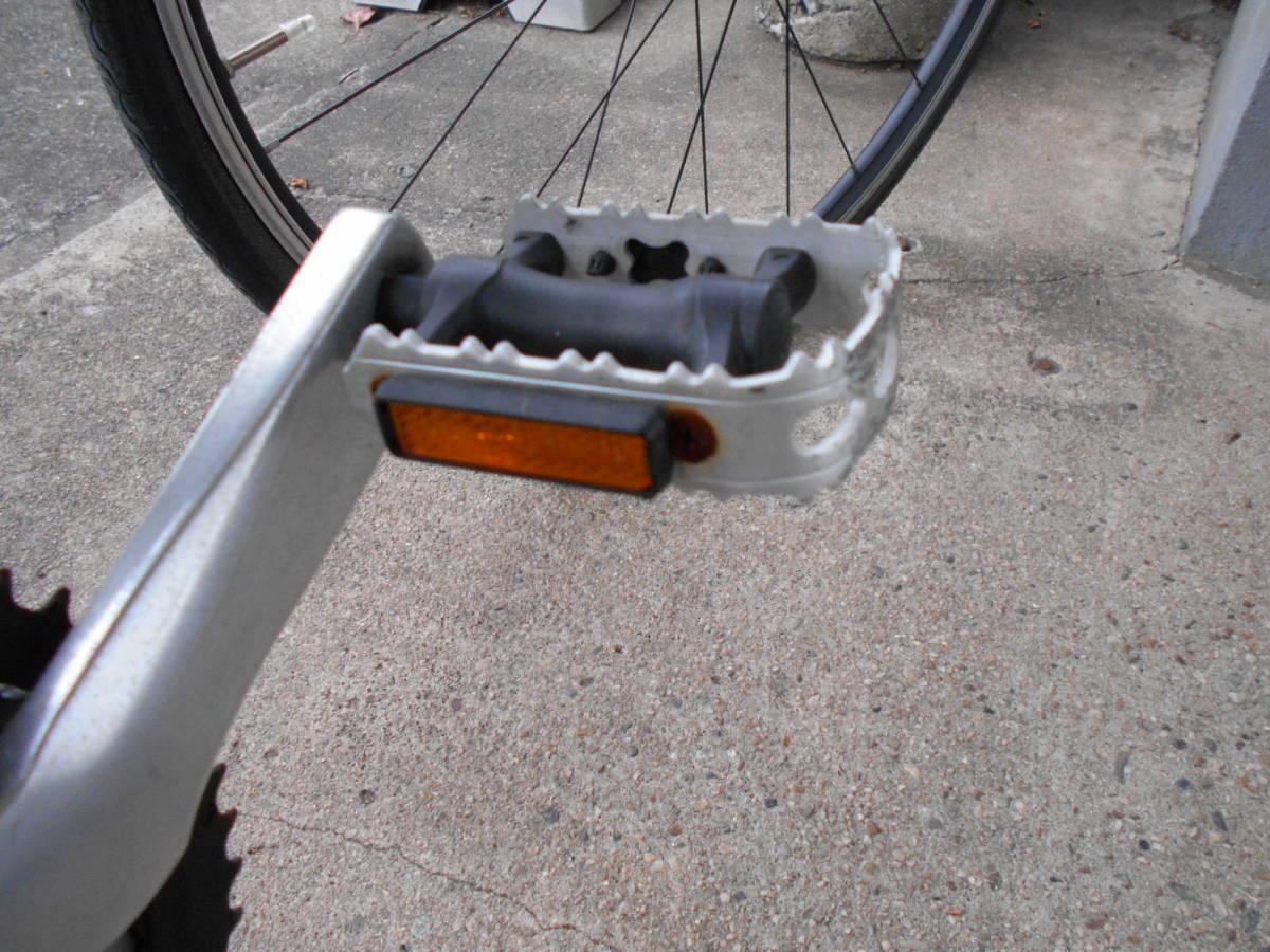 中古 GIANT ジャイアント ESCAPE エスケープ RX クロスバイク 自転車 24段変速 軽量アルミフレーム_画像9