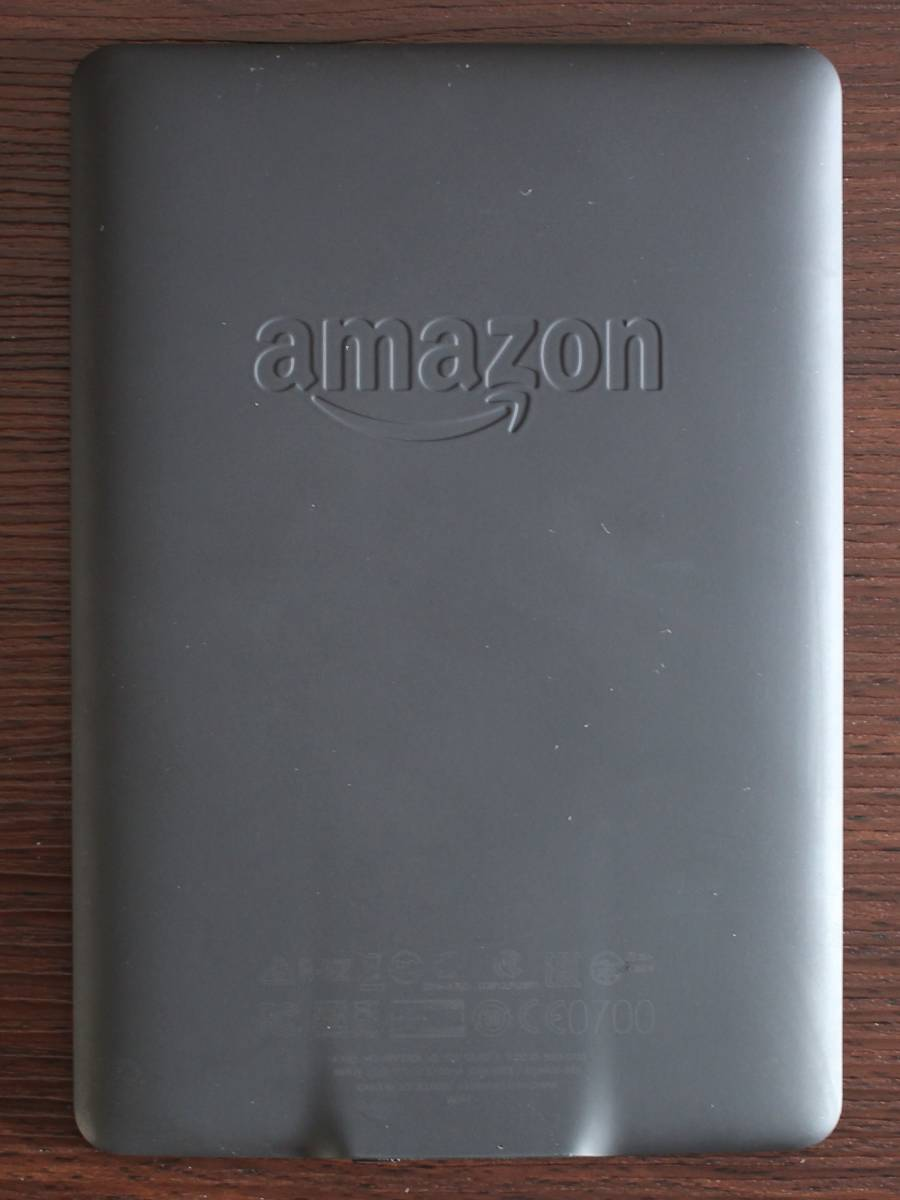 Kindle Paperwhite Wi-Fi 4GB 広告つき 画面に傷あり_画像2