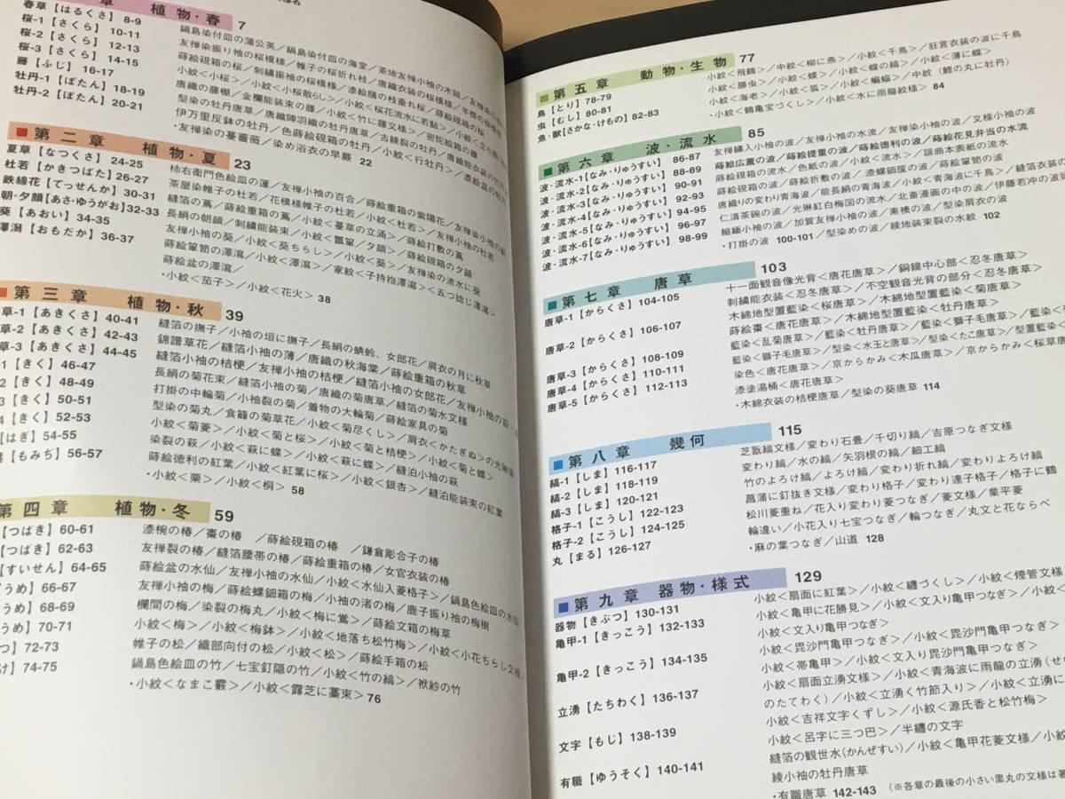 単行本・CD-ROM付き◆『日本の伝統文様 CD-ROM素材250』中村 重樹 (著)◆中古本※帯付き_画像5