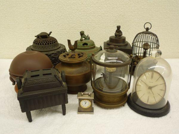 F258古董古董復古咕咕鐘時鐘其他細節未知有古董套裝M. 編號:b351529451