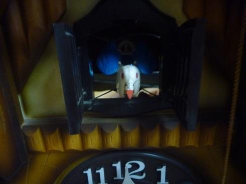 西鐵城CITIZEN賽鴿表Quartz Cuckoo蒂羅爾4MJ 650-006·房地產 編號:u237472963