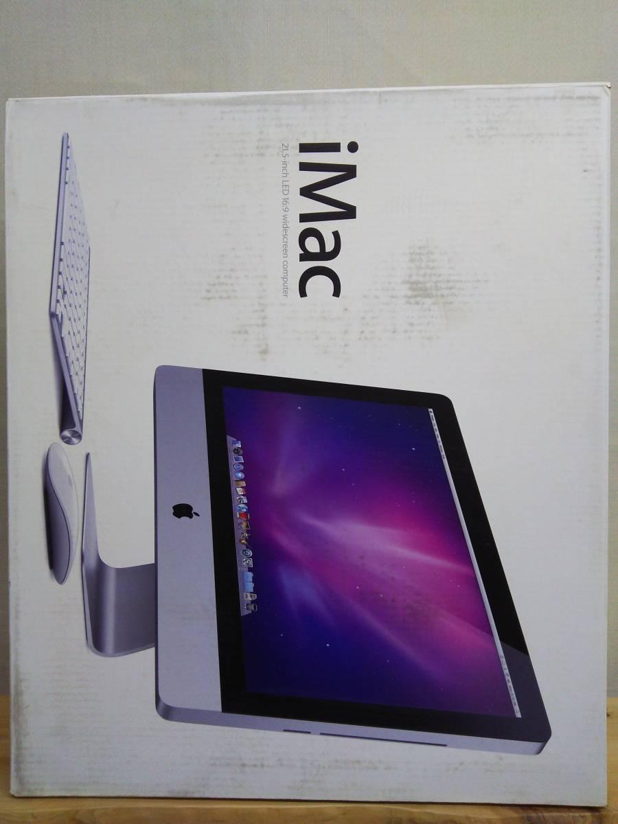 iMac2010corei3 4GB 500G office2016_画像3