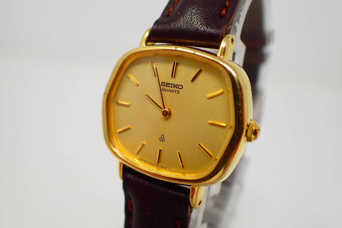 ●SEIKO 2320-5270 セイコー 腕時計 美品 徹底洗浄_画像4