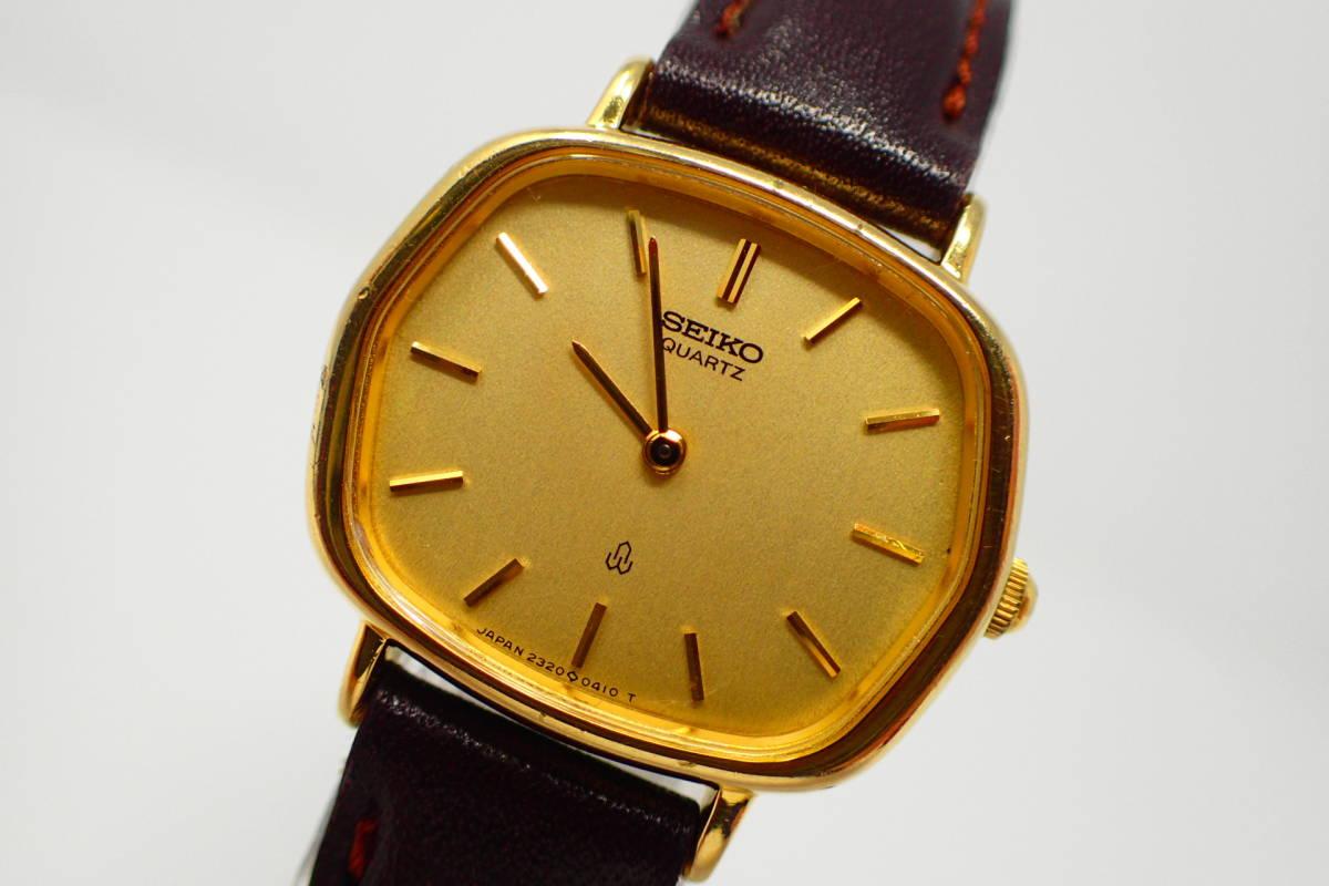 ●SEIKO 2320-5270 セイコー 腕時計 美品 徹底洗浄_画像1