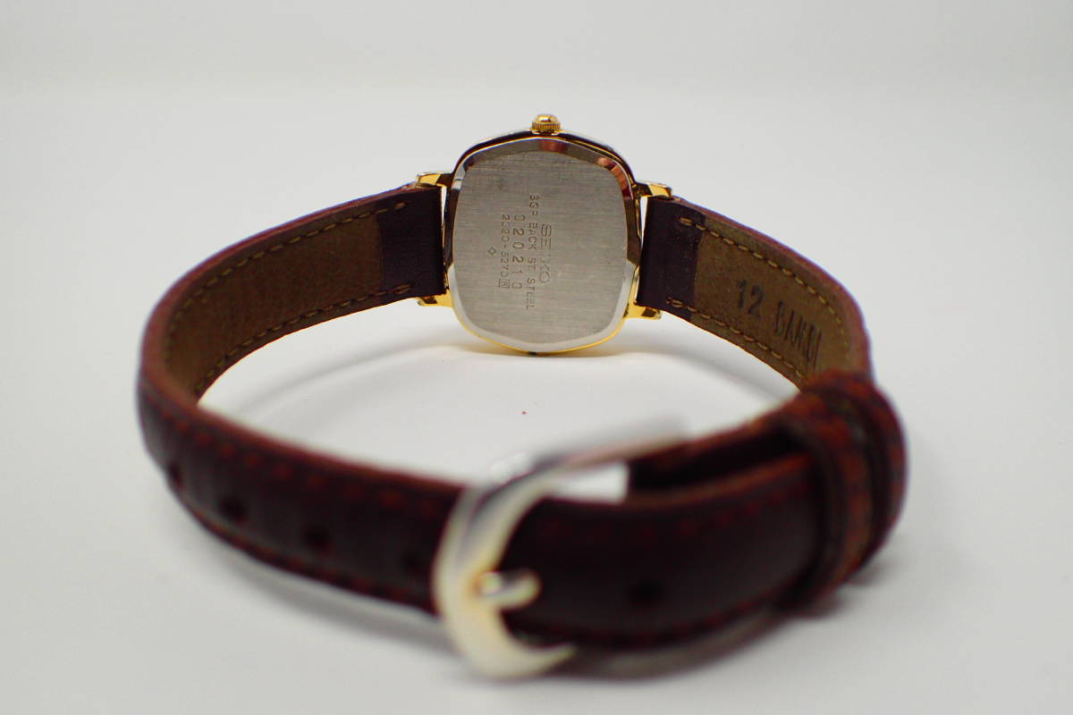 ●SEIKO 2320-5270 セイコー 腕時計 美品 徹底洗浄_画像5