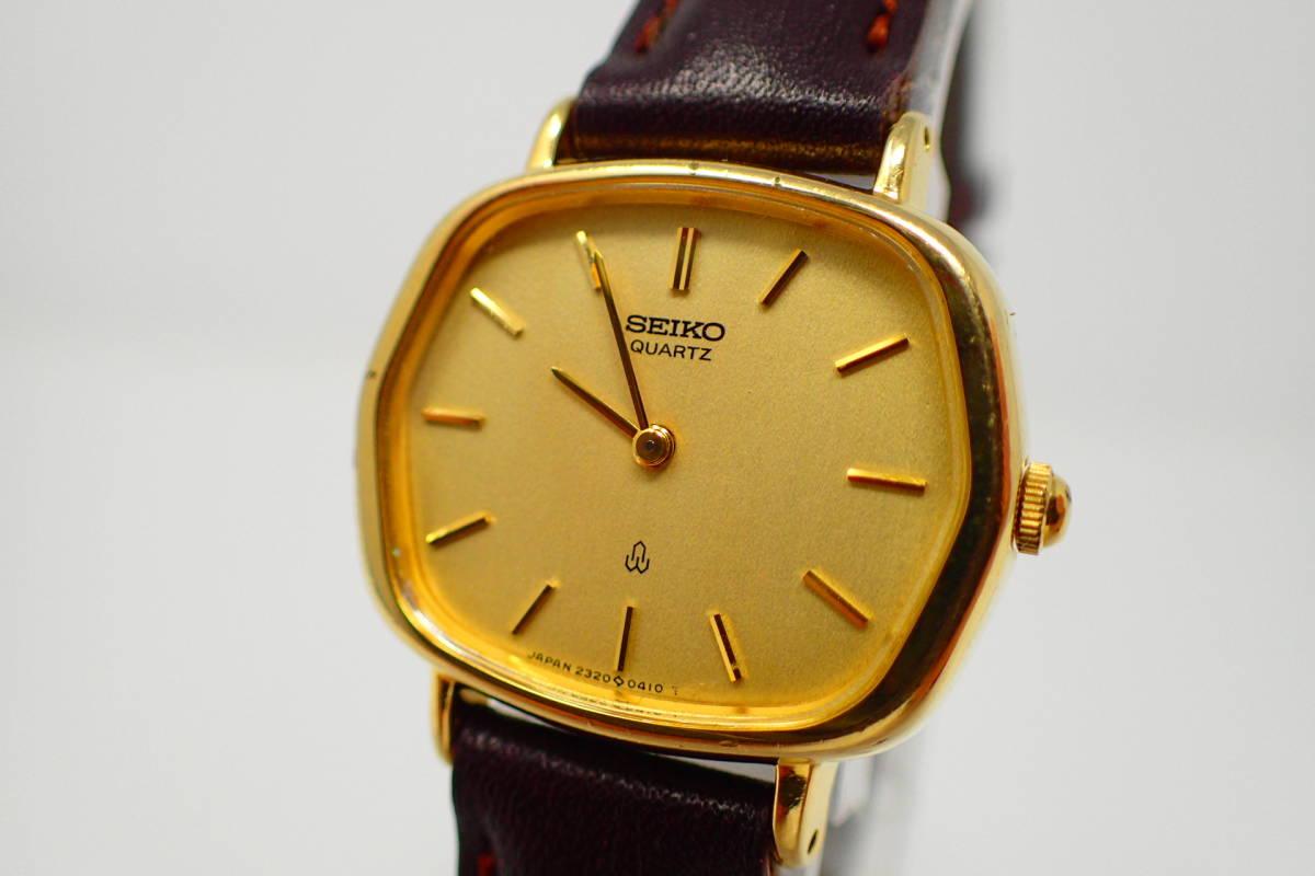 ●SEIKO 2320-5270 セイコー 腕時計 美品 徹底洗浄_画像2