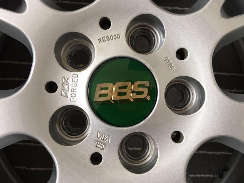 稀有◇BBS輪◇RE5000鍛造輕量化◇雷克薩斯CT,普銳斯,希望像◇15×6J + 40 PCD100◇5孔◇4設置 編號:w272016054