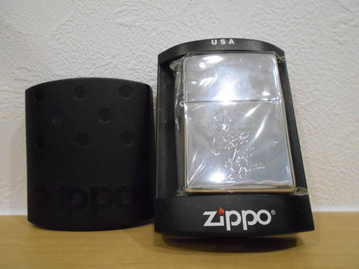 ★送料無料★クレイジーケンバンド zippo ケース付き 未使用品 シリアルNo182_画像1