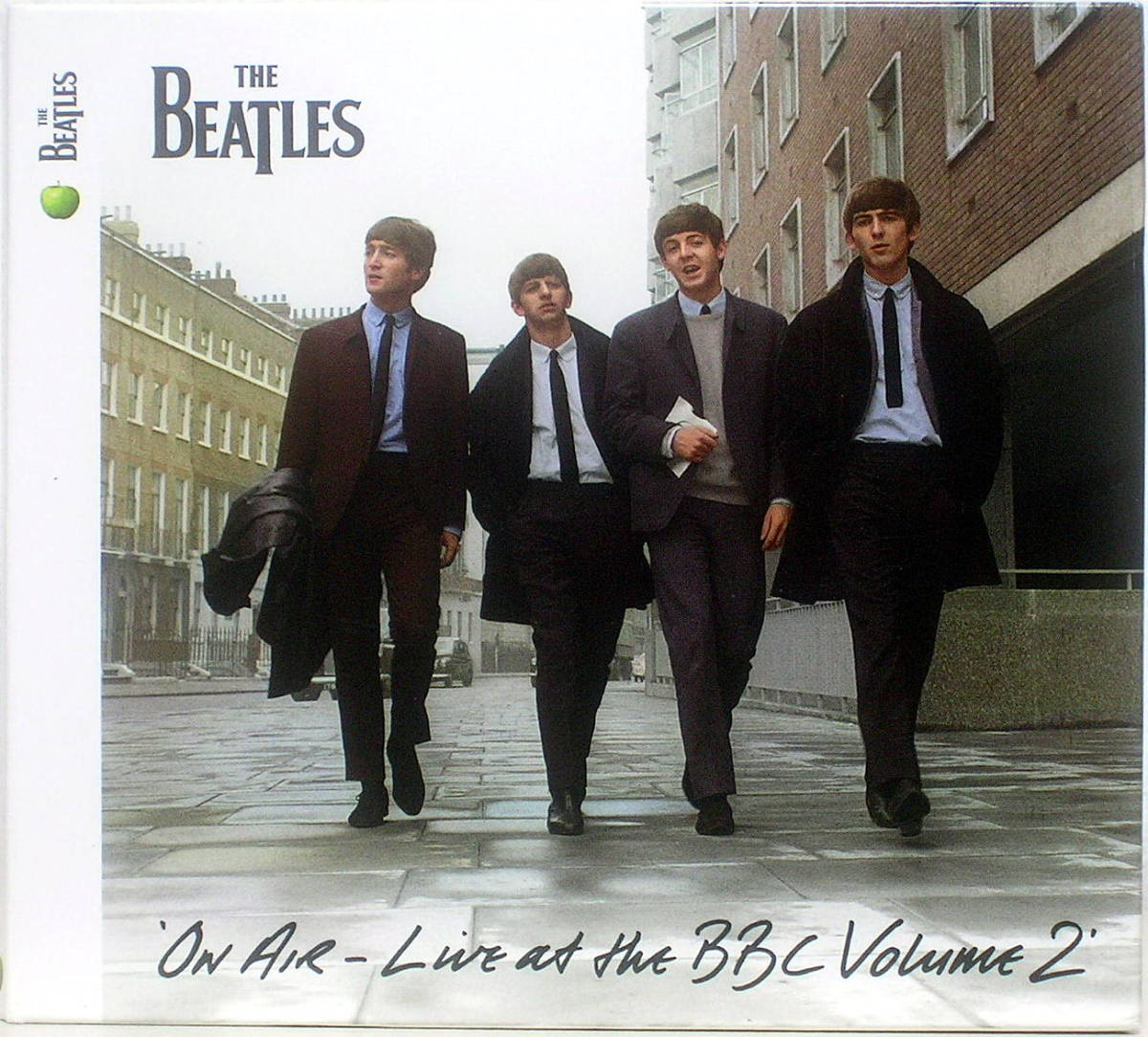 CD【ON AIR/LIVE AT THE BBC Volume 2】THE BEATLES ビートルズ/輸入盤_画像1