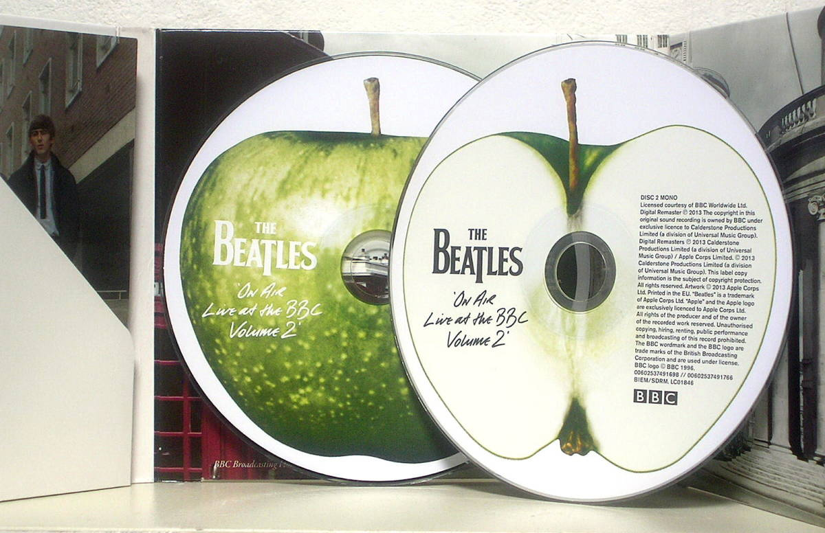 CD【ON AIR/LIVE AT THE BBC Volume 2】THE BEATLES ビートルズ/輸入盤_画像3