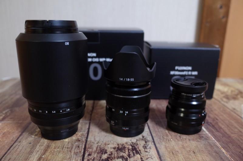 保修有許多] FUJIFILM X-T2 +三個鏡頭+握+電池(XF35mmF2  -  [R·WR XF18-55mmF2.8-4  -  [R·OIS XF80mmF2.8řLM OIS WR微距) 編號:x578863410