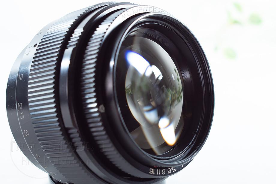 いい状態)ポートレートに最適のジュピター9【分解清掃・撮影チェック済み】 Jupiter-9 F2.0 85mm M42マウント!主要メーカー用あり34j_画像4