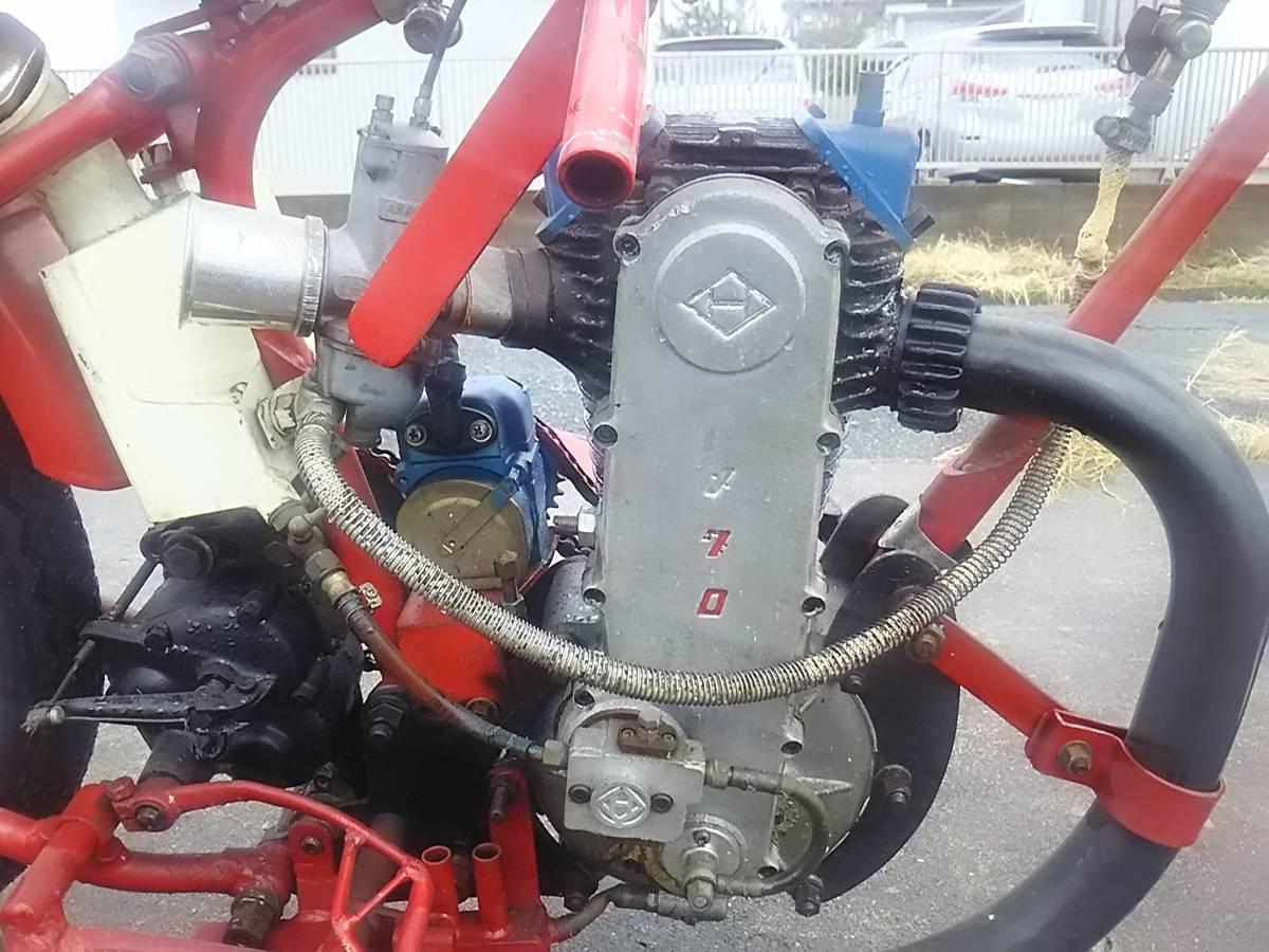 オートレース メグロ エンジン オートレーサー 浜松_画像3