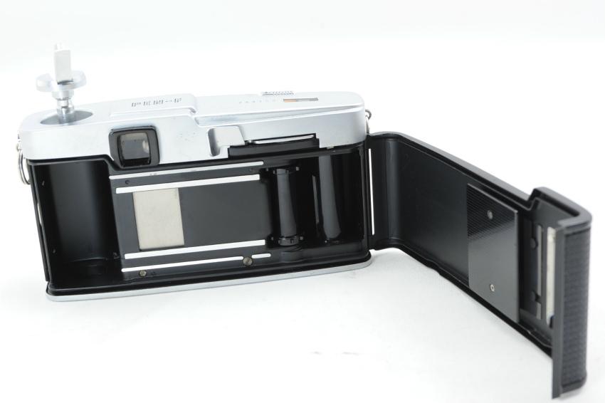 【ecoま】オリンパス OLYMPUS PEN-F 38mmレンズ付き ジャンク ハーフサイズ フィルムカメラ_画像7