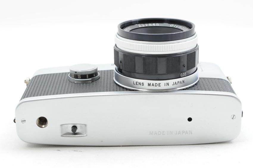 【ecoま】オリンパス OLYMPUS PEN-F 38mmレンズ付き ジャンク ハーフサイズ フィルムカメラ_画像5