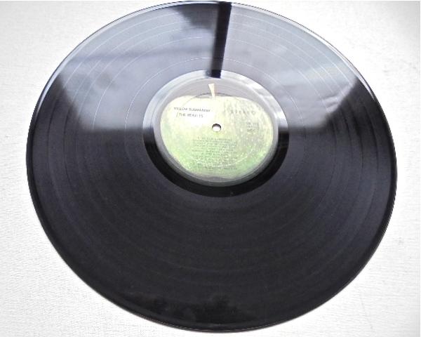 Appleレコード The BEATLES『YELLOW SUBMARINE』US盤 SW 153 初盤美品_画像3