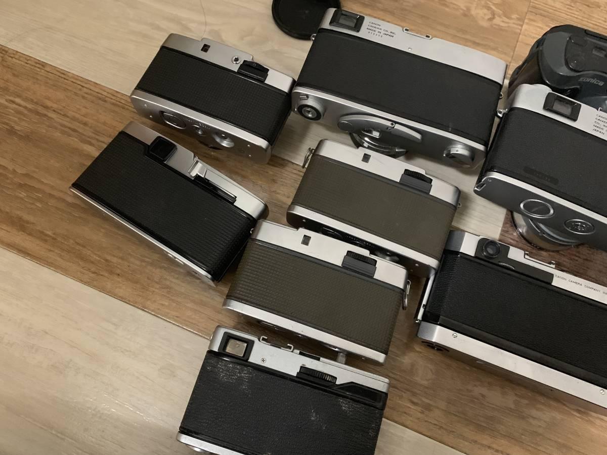 フィルムカメラCanon VT Canonet QL Olympus pen F Olympus eed ee3 olympus ec2 まとめ9点 ジャンク_画像8