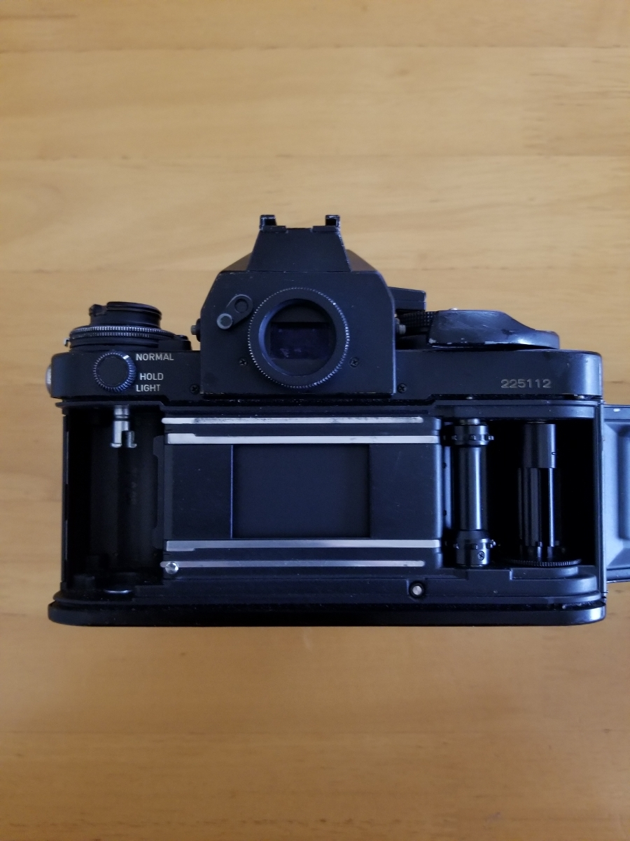 キャノン一眼レフカメラ、シャッター作動、ジャンク扱い_画像5