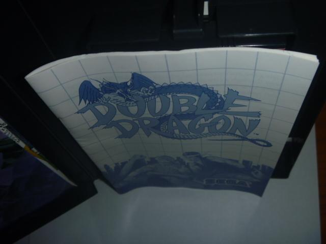 海外マスターシステム ダブルドラゴンDOUBLE DRAGON_画像5