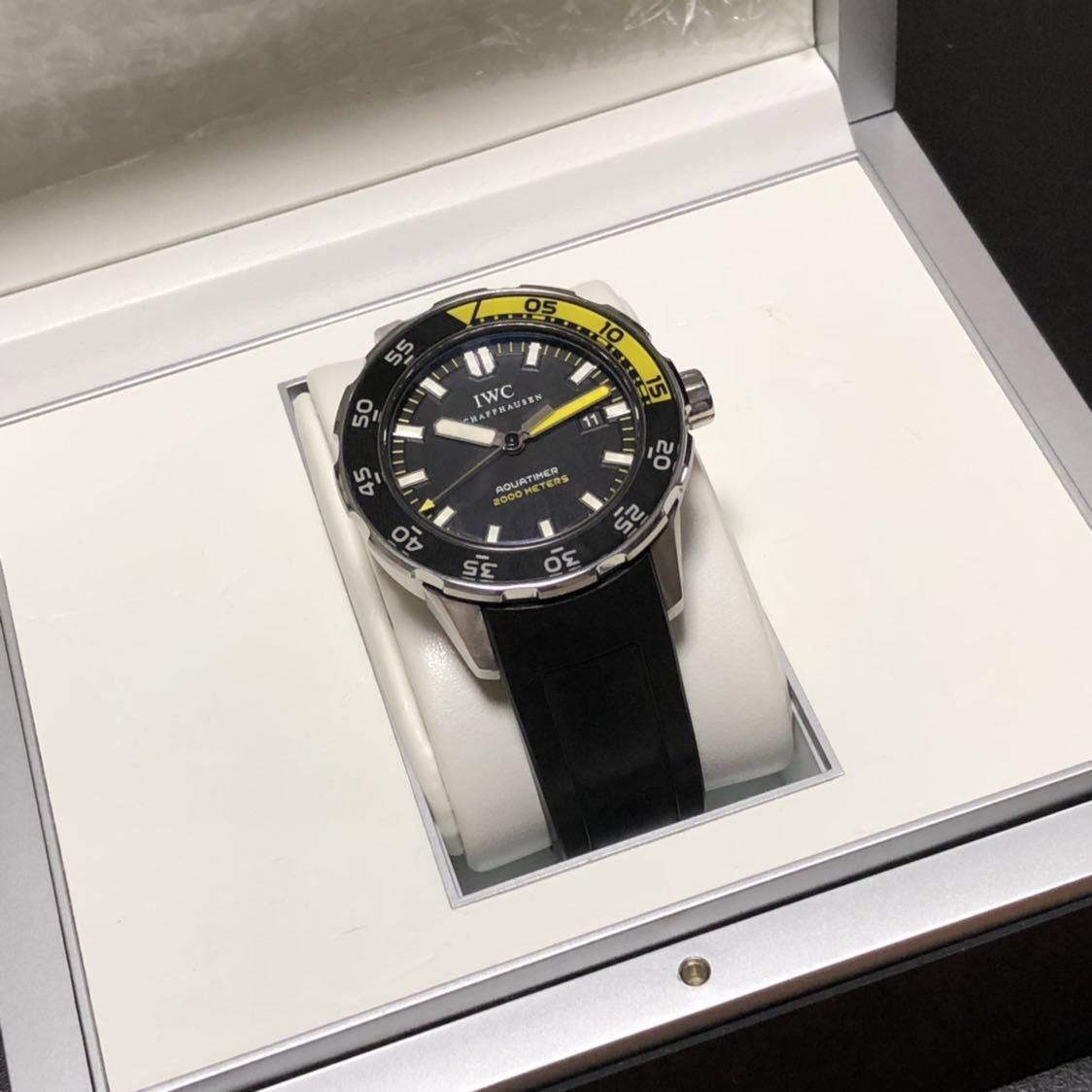 IWC Aqua Timer Automatic 2000 IW 356802 編號:e316913112