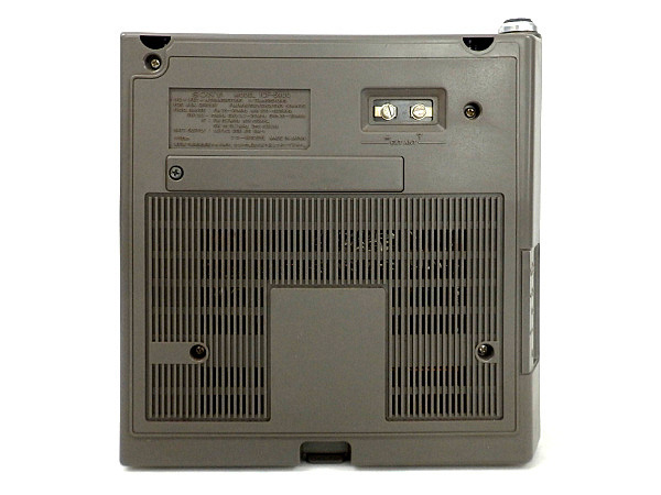 QJ2 SONY ソニー スカイセンサー ICF-5900 BCLラジオ 動作品_画像7
