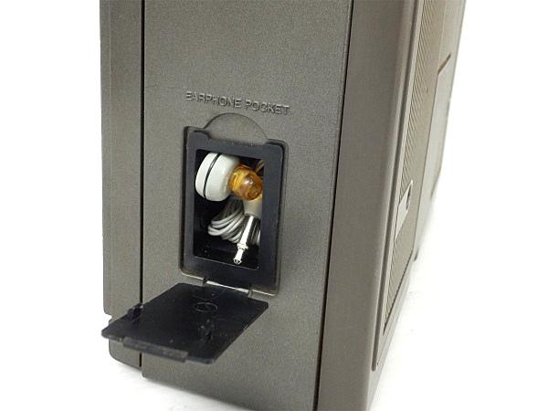 QJ2 SONY ソニー スカイセンサー ICF-5900 BCLラジオ 動作品_画像9