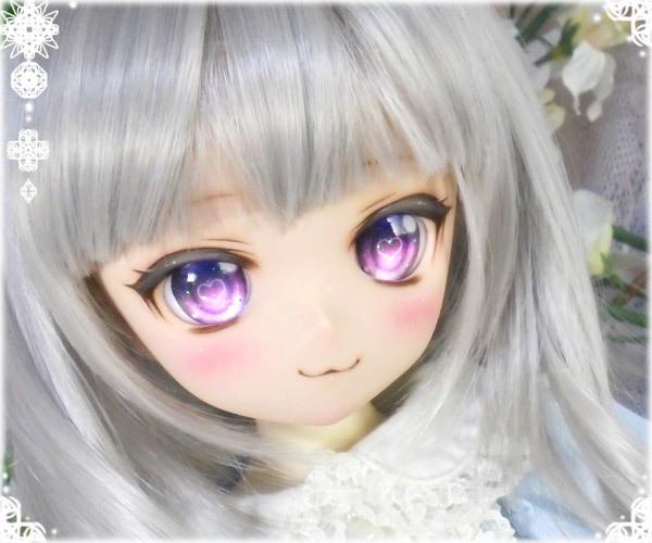coffia◆DDH-01 ノーマル肌カスタムヘッド+アイ◆ソフィア ※難あり_画像2