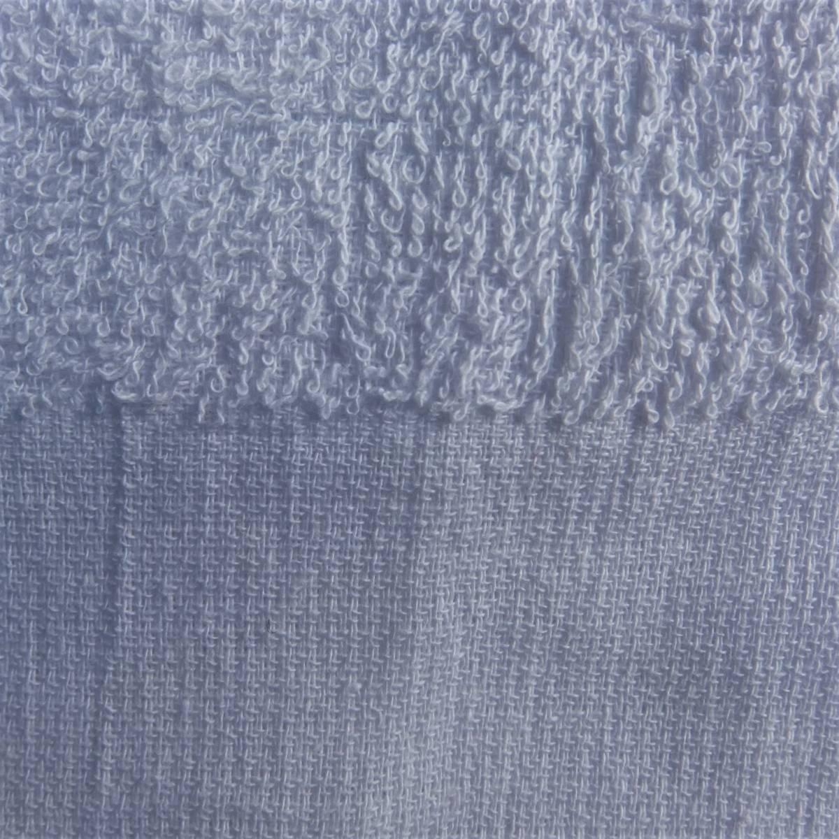 T-002A まとめて600枚 輸入品 白タオル フェイスタオル 180匁 VIE180 平地付 綿100% 格安 雑巾 介護 ウエス タオル 白 業務用 新品_画像3