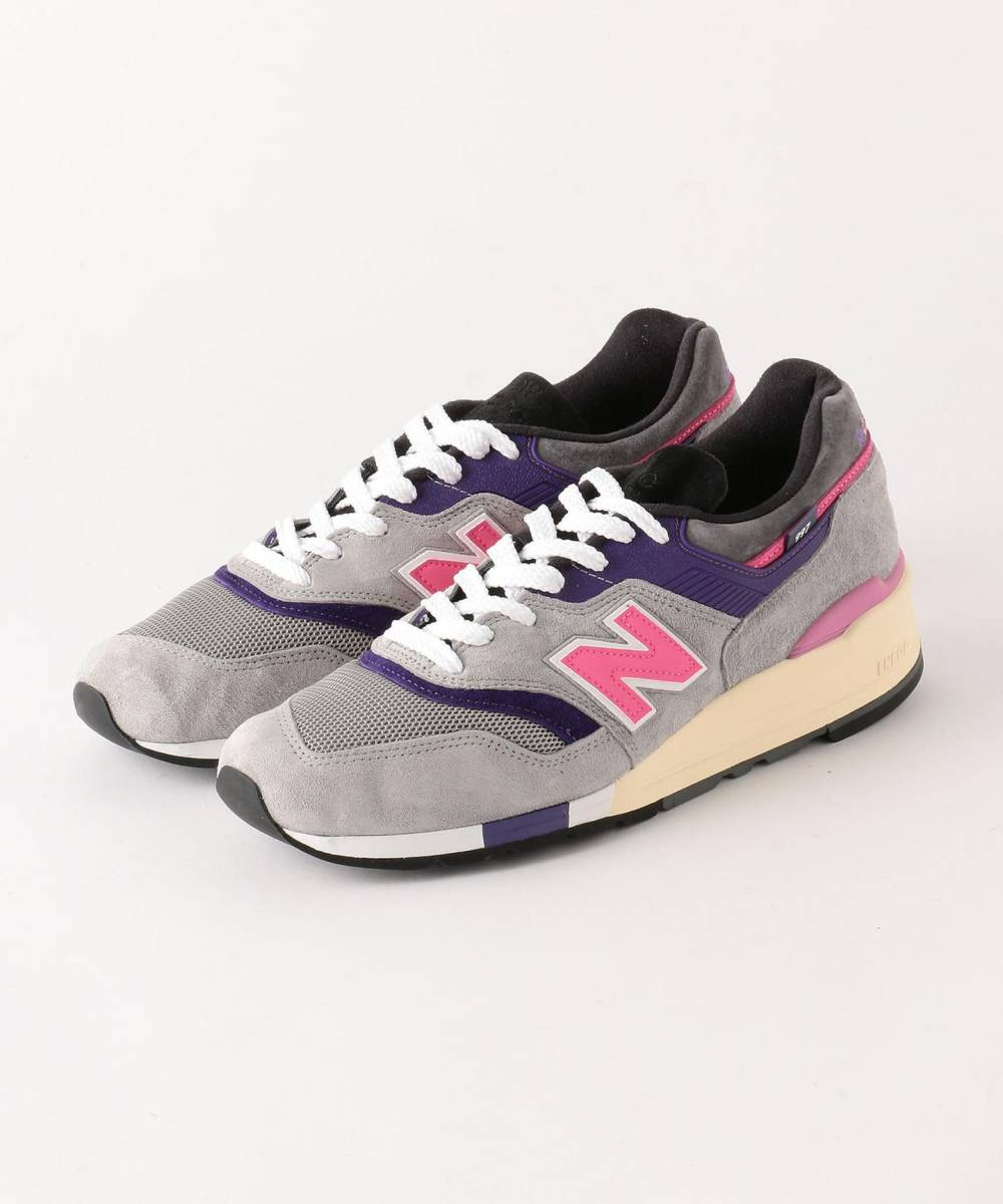 bf21ea041de 代購代標第一品牌- 樂淘letao - KITH x UNITED ARROWS   SONS x New Balance 997 made in  USA 28cm KANYE WEST Ronnie fieg   キースアローズニューバランス997 カニエ