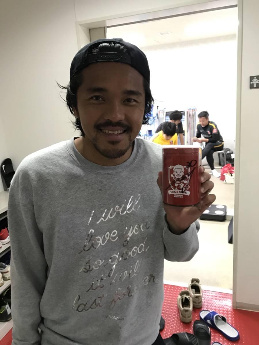 [チャリティ]興梠 慎三(浦和)フェイスタオル155 rfp1157