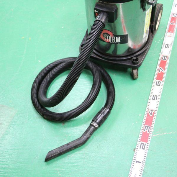 荏原 乾湿式 業務用掃除機CLV2 工具 電動工具 DIY kd05002413_画像3