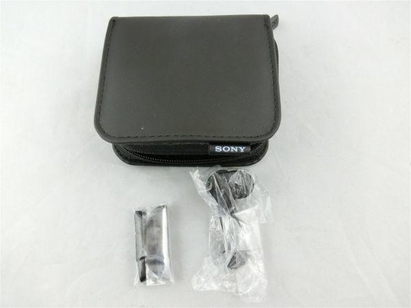 Sony XBA-N3 イヤホン ハイレゾ KIMBER KABLE MUC-M12SB1付替え 4.4mm 純正ケース付き/Y1125-1725_画像10