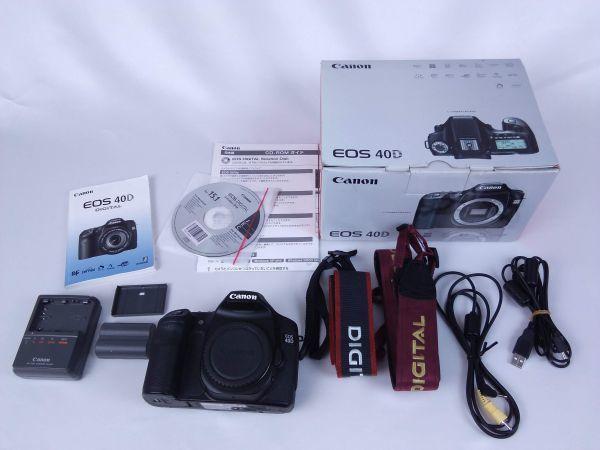 K1-200143 EOS 40D Canon デジタルカメラ