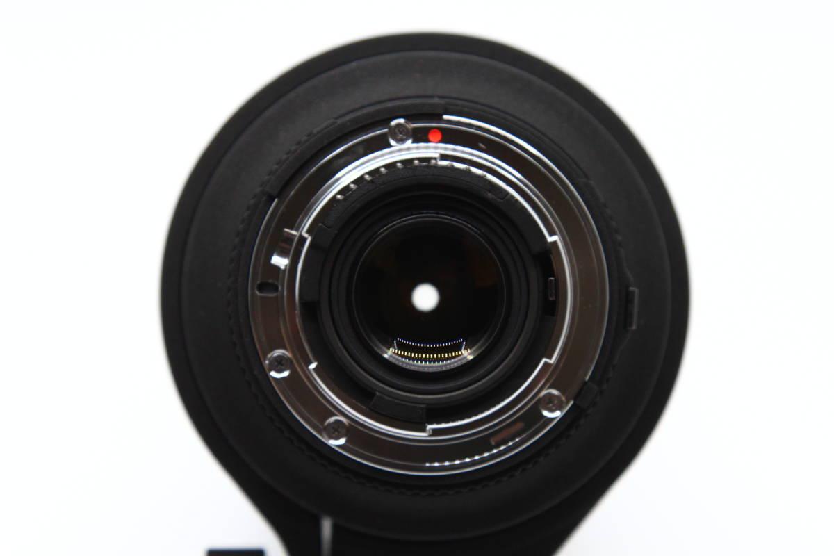 [一類新的外觀] SIGMA西格瑪50-500mm˚F4-6.3 d EX APO HSM尼康尼康罩殼體 編號:l482490496
