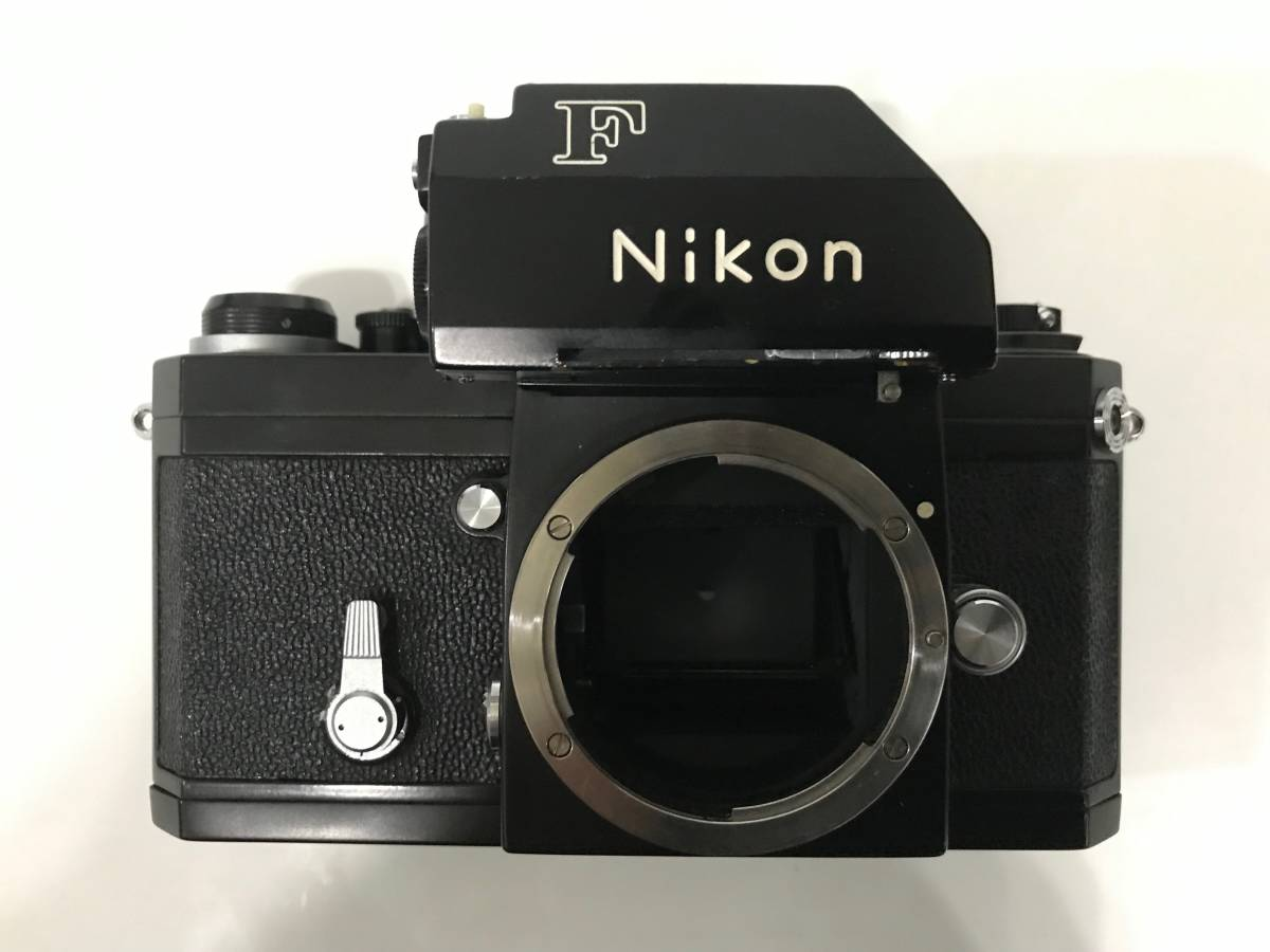 Nikon F フォトミックTn ブラック 黒 本体・NIKKOR 1:1.4 f=50mm レンズ 1円スタートです!! _画像4