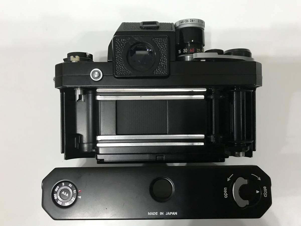 Nikon F フォトミックTn ブラック 黒 本体・NIKKOR 1:1.4 f=50mm レンズ 1円スタートです!! _画像8