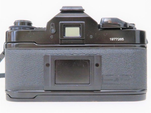 正規品 Canon キャノン 一眼レフ A-1 レンズ 50mm 1:1.4 フィルムカメラ カメラバッグ付き_画像8