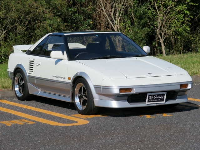 Mr2 Supercharged Parts
