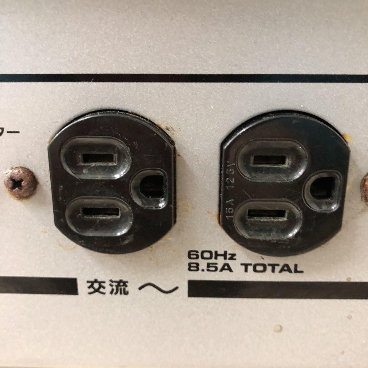 YAMAHA ヤマハ 発電機 EF900FW 動作確認済み_画像10