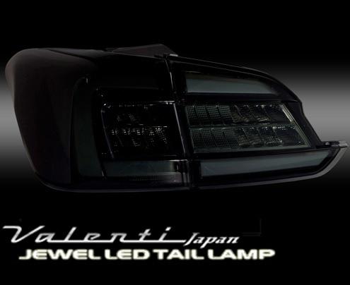 【送料込】Valenti ヴァレンティ LEDテール REVO ライトスモーク/ブラッククローム VM4 VMG レヴォーグ TSVMLEV-SB-1 新品 在庫あり_画像1