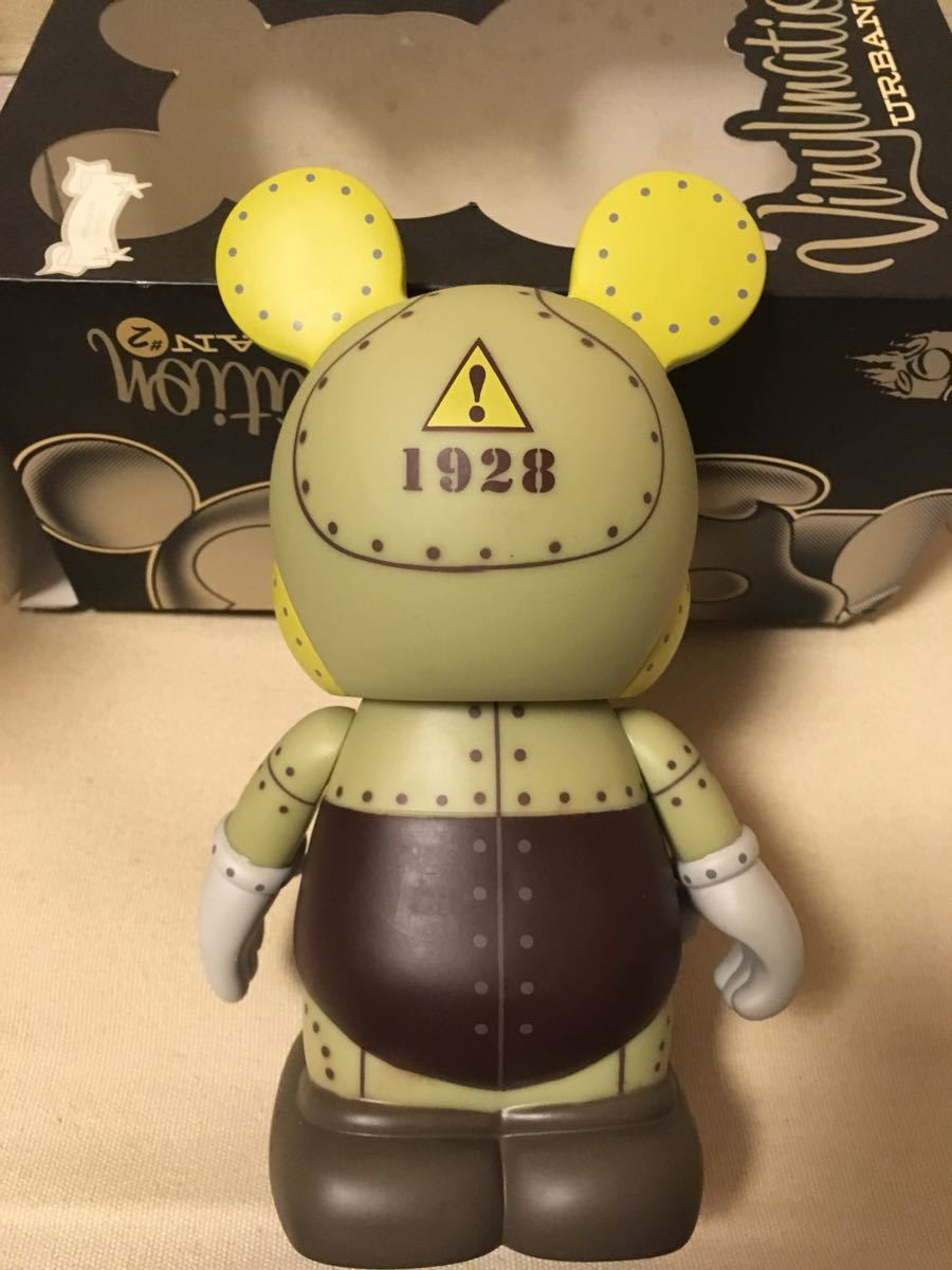 ディズニー バイナルメーション メディコムトイ フィギュア ベアブリック ミッキーマウス ミッキー_画像4